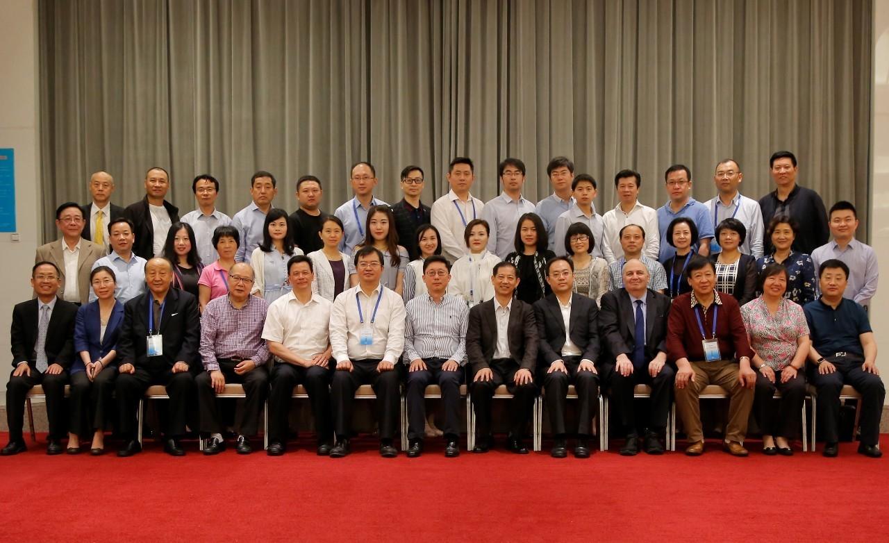 中国小额贷款公司协会会长参访中安信业